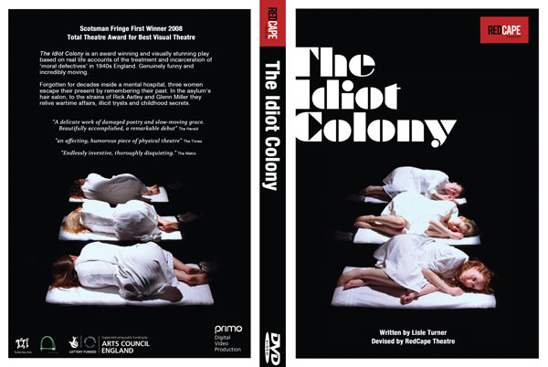The Idiot Colony DVD