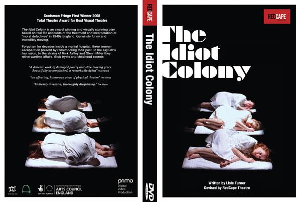 The Idiot Colony DVD